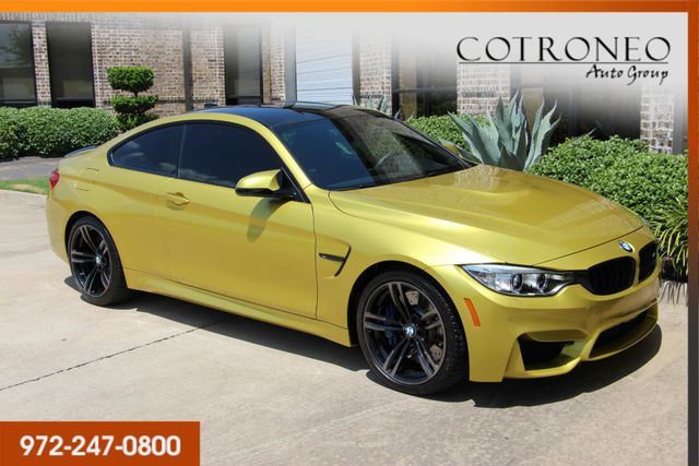 2015 BMW M4 Coupe in Addison, TX 75001