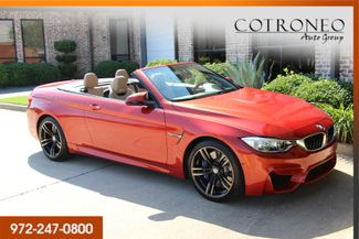 2015 BMW M4 Convertible in Addison TX, 75001