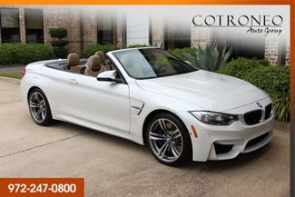 2015 BMW M4 Convertible in Addison, TX 75001