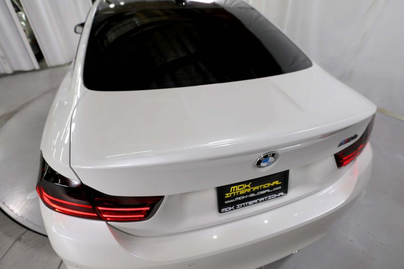 2015 BMW M4 - Carbon roof - HK Sound - Carbon interior trim  city California  MDK International  in Los Angeles, California