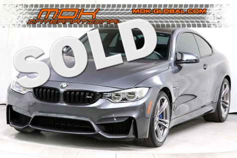 2015 BMW M4 - Carbon Roof - New Tires - Only 18K miles in Los Angeles