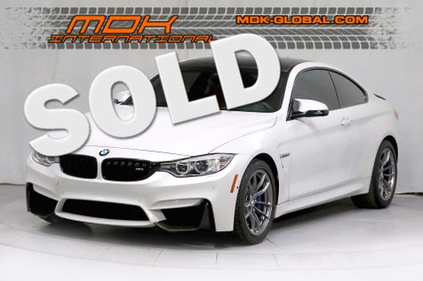 2015 BMW M4  - Executive pkg - Slicktop Carbon Roof - New Tires in Los Angeles