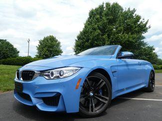 2015 BMW M4 CONVERTIIBLE Leesburg, Virginia