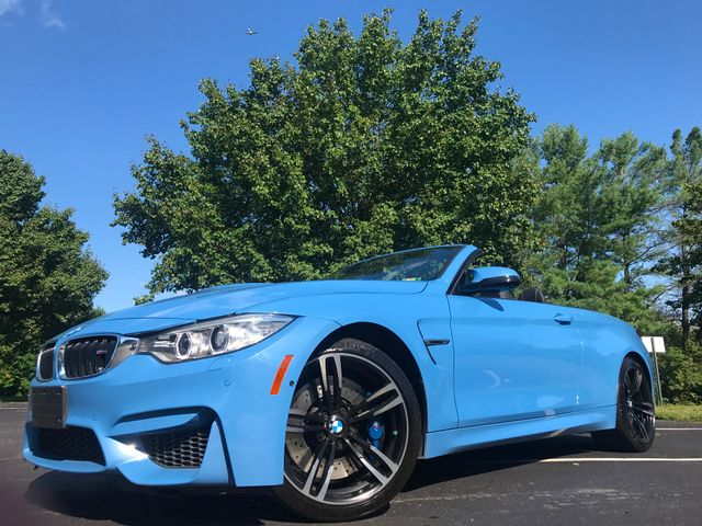 2015 BMW M4 CONVERTIIBLE