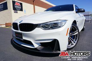 2015 BMW M4 Coupe 4 Series ~ 6 Speed Manual ~ HUGE $80k MSRP! | MESA, AZ | JBA MOTORS in Mesa AZ
