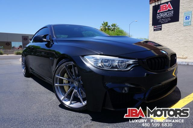 2015 BMW M4 Coupe 4 Series M4
