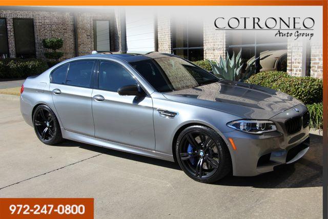 2015 BMW M5 Sedan in Addison, TX 75001