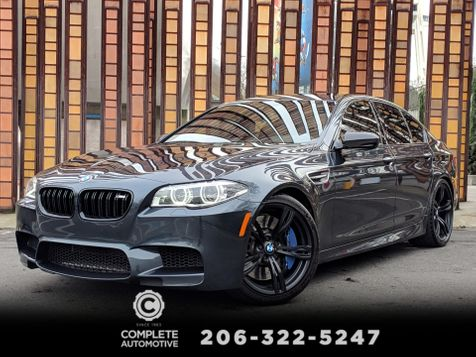 2015 BMW M5  Competition Executive Packages  MSRP Was $131,045 in Seattle