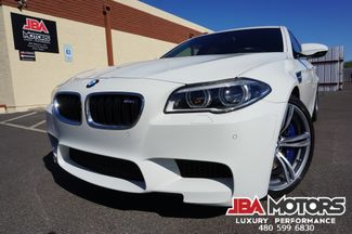 2015 BMW M5 M5 Sedan 5 Series ~ 1 Owner Clean CarFax LOW MILES | MESA, AZ | JBA MOTORS in Mesa AZ