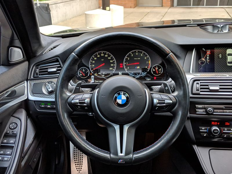 2015 BMW M5 Competition Executive Driver Assistance Plus BO Sound Carbon Fiber Warranty MSRP was 121035  city Washington  Complete Automotive  in Seattle, Washington