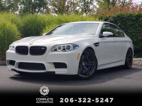 2015 BMW M5 Competition Executive Driving Assistant Package in Seattle