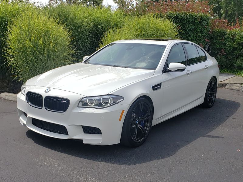 2015 BMW M5 Competition Executive Driving Assistant Package  city Washington  Complete Automotive  in Seattle, Washington