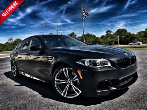 2015 BMW M5 EXECUTIVE BANG & OLUFSEN DRIVER ASSIST in , Florida