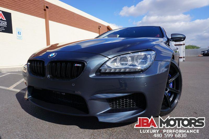 2015 BMW M6 Coupe 6 Series ~ Competition Pkg ~ Driver Assist   MESA, AZ   JBA MOTORS in MESA AZ