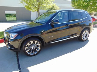 2015 Bmw X 35 Drive 28 1 X Line 6034 ORIGINAL MILES ONE OWNER in Grapevine TX