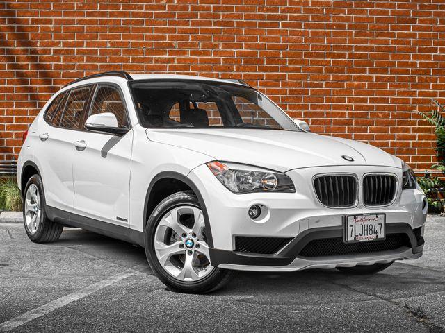 2015 BMW X1 sDrive28i Burbank, CA 1