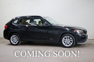 2015 BMW X1 xDrive28i AWD Crossover w/Heated Seats, Heated in Eau Claire, Wisconsin