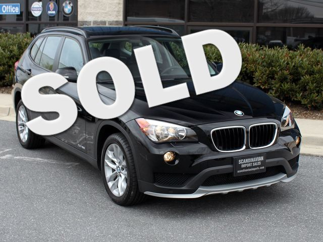 2015 BMW X1 xDrive28i Camera / NAV / Park Assist Rockville, Maryland