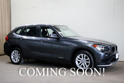 2015 BMW X1 xDrive28i AWD Crossover w/Navigation, Backup Camera, Heated Seats & Bluetooth Audio in Eau Claire
