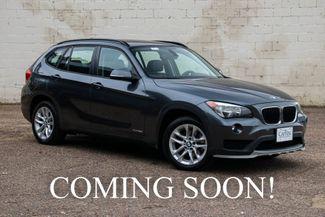 2015 BMW X1 xDrive28i AWD w/Ultimate Pkg, Navigation, in Eau Claire, Wisconsin