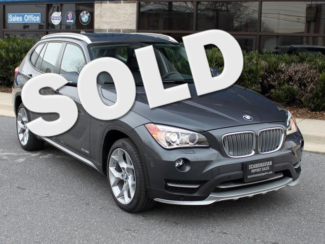 2015 BMW X1 xDrive28i XLine Rockville, Maryland