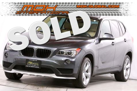 2015 BMW X1 xDrive35i - ULTIMATE PACKAGE - Navigation in Los Angeles