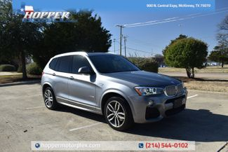 2015 BMW X3 xDrive35i in McKinney, Texas 75070