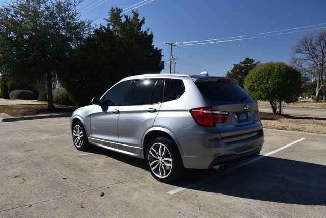 2015 BMW X3 xDrive35i in McKinney, Texas 75070