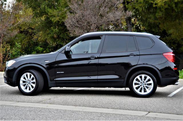 2015 BMW X3 sDrive28i Reseda, CA 12