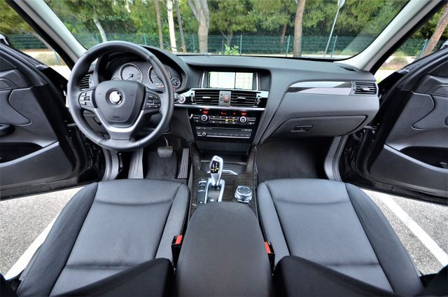 2015 BMW X3 sDrive28i Reseda, CA 25