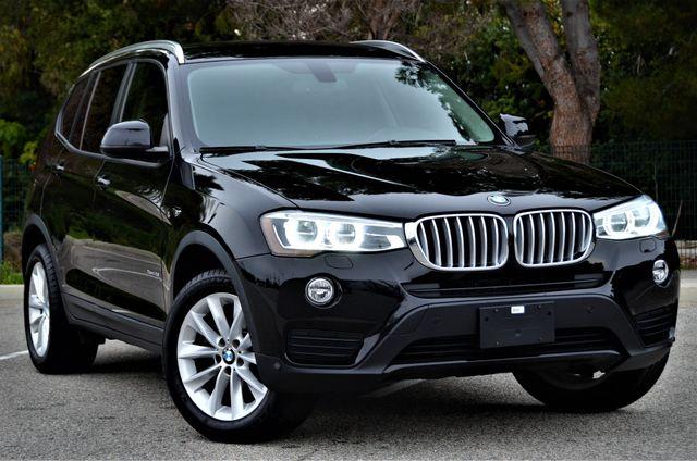 2015 BMW X3 sDrive28i Reseda, CA 1