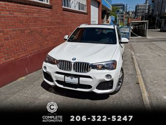 2015 BMW X3 xDrive28d Diesel All Wheel Drive M Sport Driver