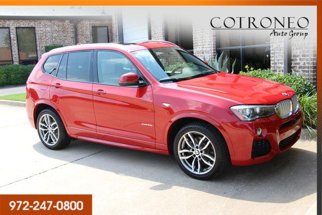 2015 BMW X3 xDrive28i M Sport in Addison TX, 75001