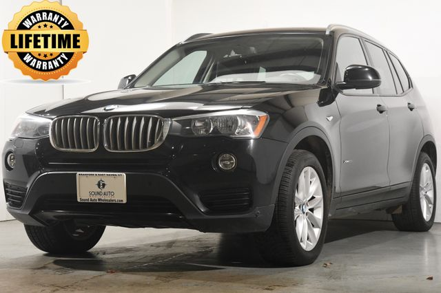2015 BMW X3 xDrive28i AWD 4dr xDrive28i