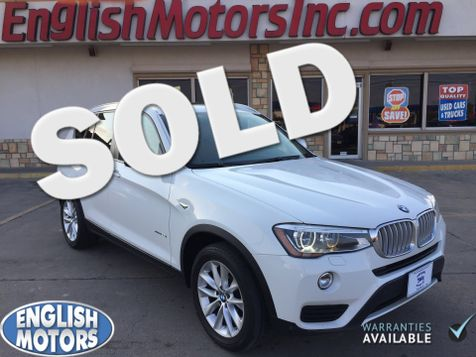 2015 BMW X3 xDrive28i  in Brownsville, TX