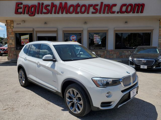 2015 BMW X3 xDrive28i in Brownsville, TX 78521