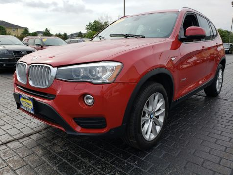 2015 BMW X3 xDrive28i M-Sport | Champaign, Illinois | The Auto Mall of Champaign in Champaign, Illinois