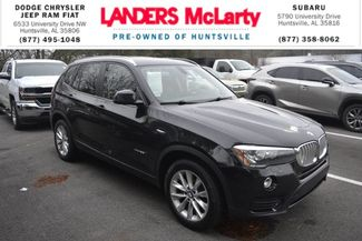 2015 BMW X3 xDrive28i in Huntsville Alabama