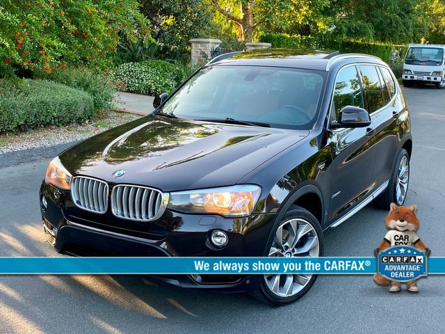2015 BMW X3 xDrive28i NAVIGATION BACK-UP NEW TIRES SERVICE RECORDS