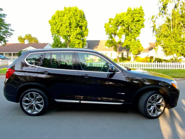 2015 BMW X3 xDrive28i NAVIGATION BACK-UP NEW TIRES SERVICE RECORDS in Van Nuys, CA 91406