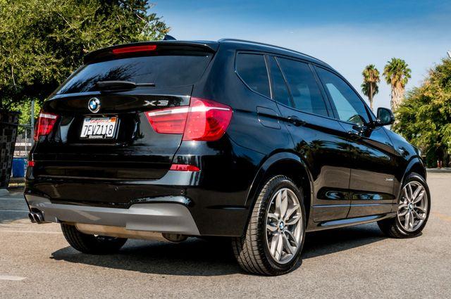 2015 BMW X3 xDrive28i M SPORT Reseda, CA 9