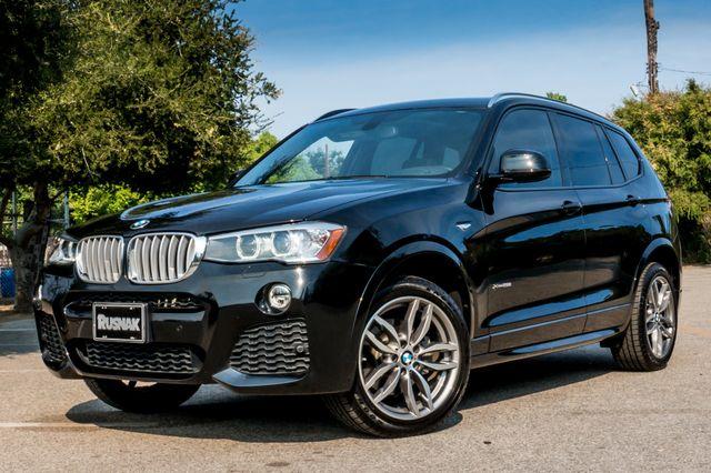 2015 BMW X3 xDrive28i M SPORT Reseda, CA 1