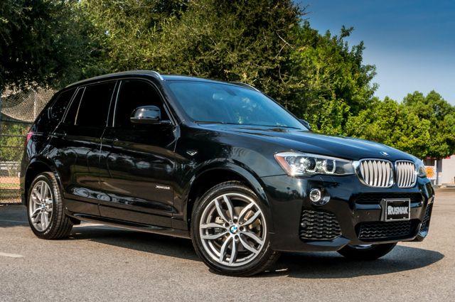 2015 BMW X3 xDrive28i M SPORT Reseda, CA 3