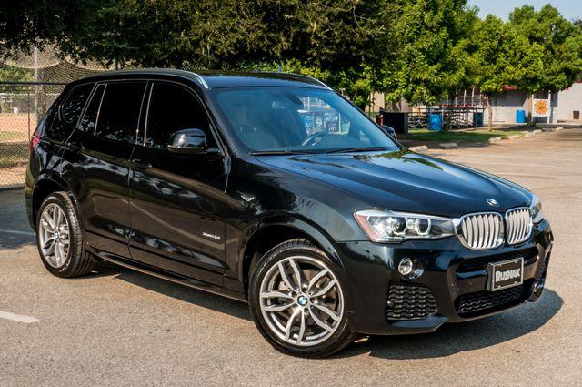 2015 BMW X3 xDrive28i M SPORT Reseda, CA 47