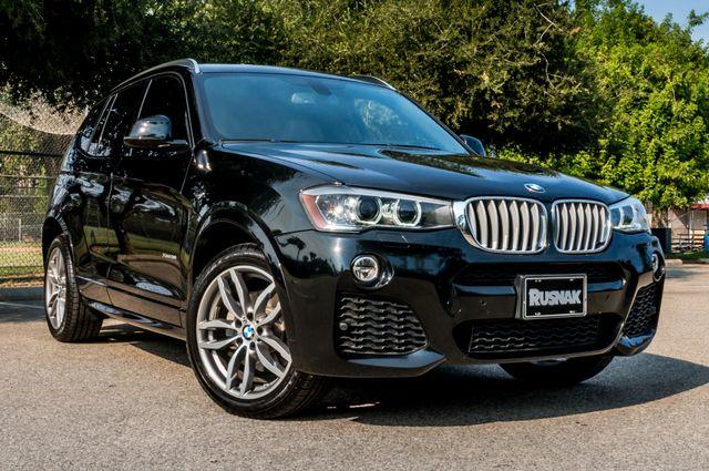 2015 BMW X3 xDrive28i M SPORT Reseda, CA 46