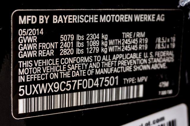 2015 BMW X3 xDrive28i M SPORT Reseda, CA 42