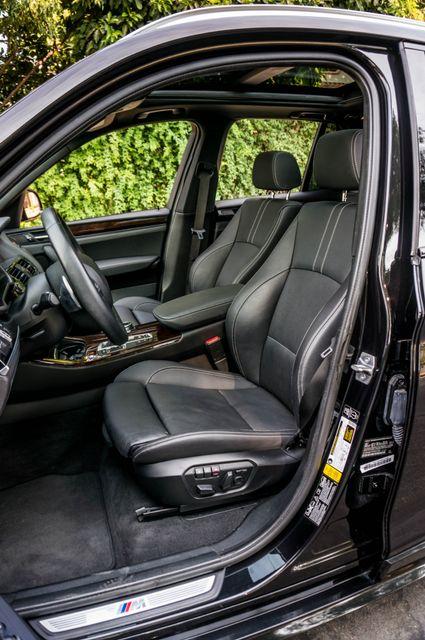 2015 BMW X3 xDrive28i M SPORT Reseda, CA 30