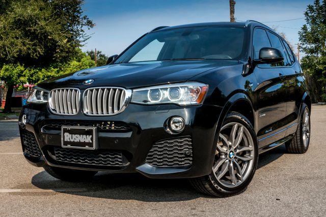 2015 BMW X3 xDrive28i M SPORT Reseda, CA 43