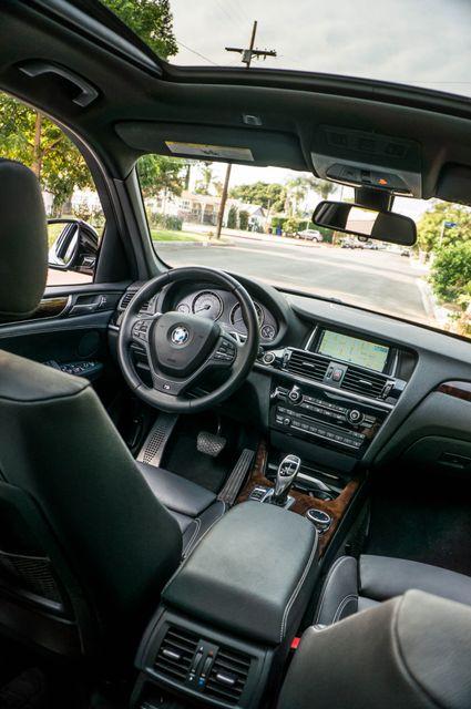 2015 BMW X3 xDrive28i M SPORT Reseda, CA 36