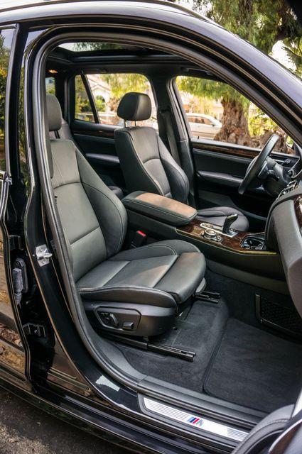 2015 BMW X3 xDrive28i M SPORT Reseda, CA 32